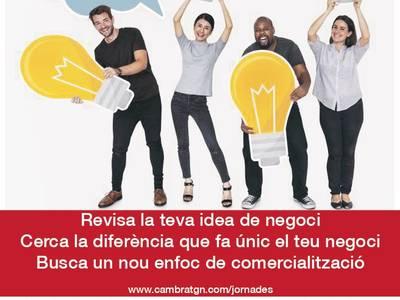 Salou acoge el Foro 'Creativitat i innovació: de la idea a la realitat', dirigido a empresarios y emprendedores, los días 3 y 10 de diciembre