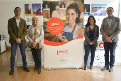 Salou acoge la tercera edición de 'GIRA Mujeres', de Coca-Cola