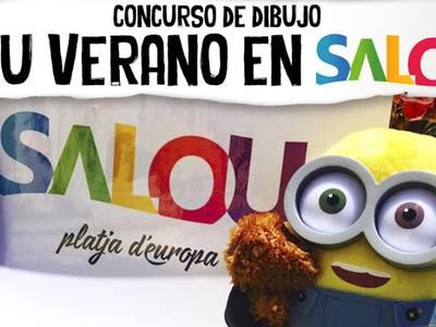 """El Patronat de Turisme de Salou convoca el tercer concurso de dibujo """"Tu verano en Salou"""""""