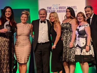 El patronato de Turismo de Salou participa en una nueva edición de los Irish Travel Trade Awards a Irlanda