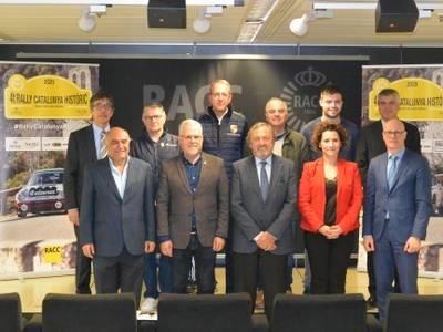 El RACC presenta el 4t Rally Catalunya Històric-Rally de les Caves