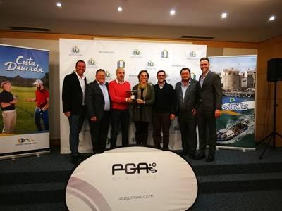 La Costa Dorada se convierte en la capital europea del golf con la presencia de 200 professionales en el Costa Dorada Golf Festival