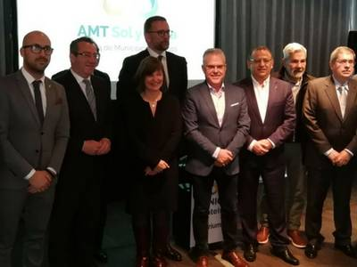 Los ocho municipios de la AMT registran el 19'75% de las pernoctaciones en España