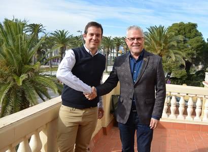 Marc Espasa, nuevo gerente del Patronato Municipal de Turismo de Salou