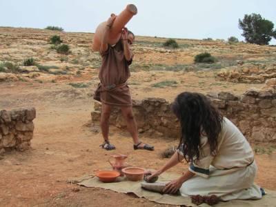 Nueva visita al yacimiento de La Cella de Salou, un viaje por la Cosetania