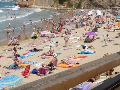 Salou compensa el descenso del turismo ruso de esta temporada con plan de choque promocional para incrementar el turismo de proximidad
