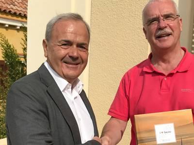 Salou recibe la visita de la agencia irlandesa con mayor experiencia en viajes senior