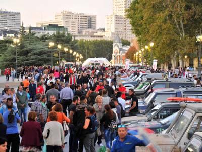 Salou recibirá medio centenar de coches clásicos como meta de la VI Spain Classic Raid