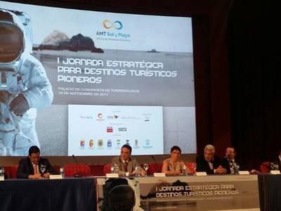 Salou reivindica una nueva financiación para los municipios turísticos en Torremolinos, en la 1ª Jornada Estratégica para Destinos Turísticos