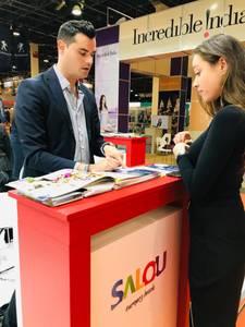 Salou viaja a Budapest para promocionar el destino en la Feria Utazas