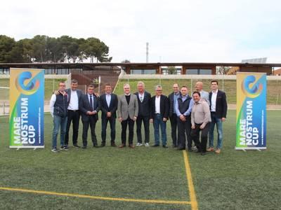 Unas 10.000 personas harán noche en Salou y la Costa Dorada durante los torneos Mare Nostrum Cup