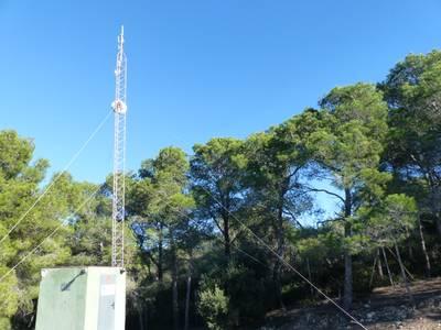 El Ayuntamiento promueve la instalación de una antena en la zona del Cap de Salou para resolver la brecha digital con la banda ancha