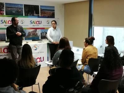 """Salou pone en marcha el programa """"Fem Ocupació per a Joves"""" convocatoria 2017"""