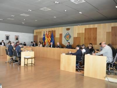 El pleno del Ayuntamiento de Salou aprueba el presupuesto de 49.350.000 € para el ejercicio 2020