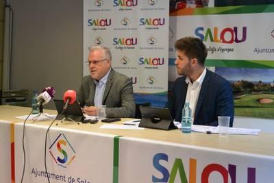 Salou aprobará un presupuesto de 49.350.000 euros para el ejercicio de 2020