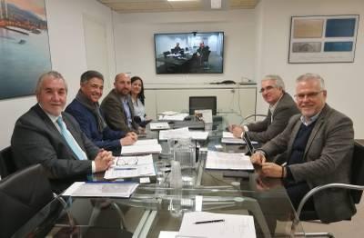 El alcalde de Salou se reúne con el Director General de Operaciones de ADIF para dar un nuevo impulso a los proyectos ferroviarios pendientes