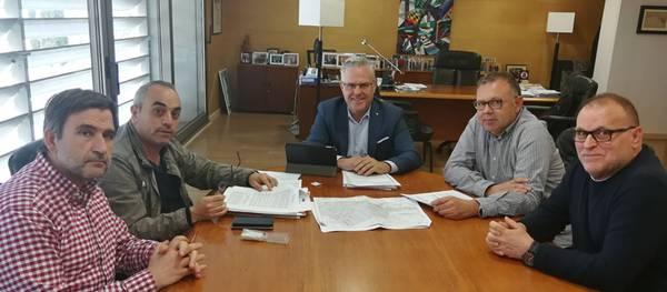 El alcalde de Salou y la UGT Sindicato Ferroviario en Tarragona coinciden en la implantación de un TrenTram integrado y de proximidad con el desarrollo del proyecto del Eix Cívic