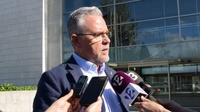 El alcalde Pere Granados, satisfecho con el acuerdo del Govern que hará posible la compra de los terrenos para construir Hard Rock