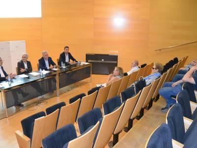 El Ayuntamiento de Salou explica la solución técnica al vecindario de Carles Buïgas para que las aguas pluviales desagüen con garantía