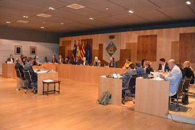 El Ayuntamiento pone a disposición de ADIF los terrenos para construir la estación de tren provisional Salou-PortAventura