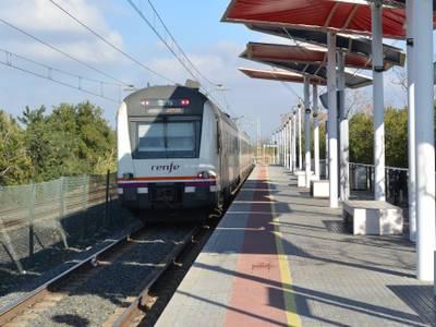 Salou tendrá 24 servicios ferroviarios al día a partir de la entrada en funcionamiento del Corredor Mediterráneo este próximo 13 de enero