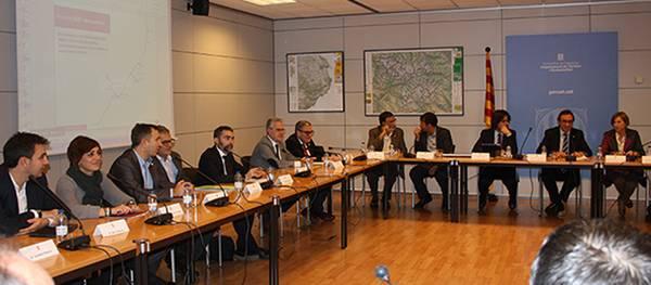 Salou participa a la Taula Estratègica del Corredor Mediterrani