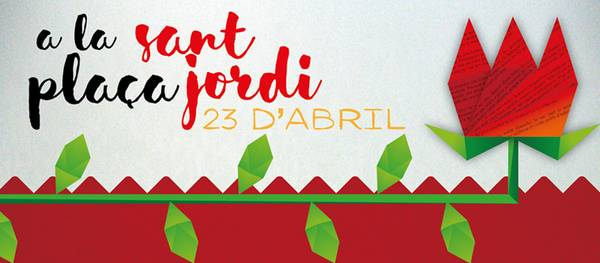La Capital de la Costa Dorada prepara una Diada de Sant Jordi con numerosas actividades culturales y literarias