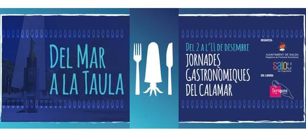 Salou presenta les Jornades Gastronòmiques del Calamar