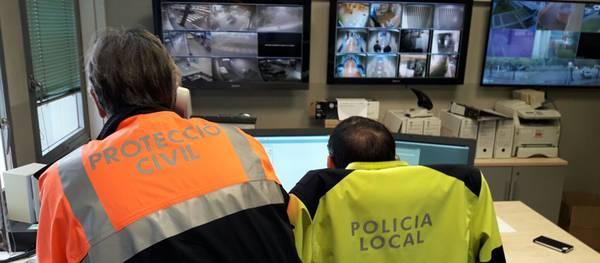 El simulacro de sirenas del PLASEQCAT se siente con más intensidad en Salou