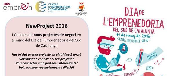 Salou y la URV Emprèn crean el primer concurso de proyectos de negocio en el marco del Día de la Emprendeduría Sur de Cataluña