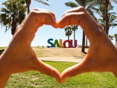 El alcalde de Salou reivindica 'los valores del respeto a la diversidad, la tolerancia y la paz' que conlleva el turismo en el Día Mundial, que se celebra este domingo