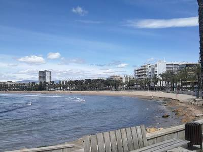 El alcalde Pere Granados pide mucha prudencia y precaución a la población a la hora de pasear y que siga cumpliendo las normas de distanciamiento social, dado que perduran el estado de alarma y el riesgo de contagio
