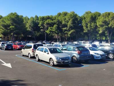 El Ayuntamiento de Salou, a punto de terminar la nueva aplicación para móvil para aparcar en zona azul que conllevará múltiples ventajas para los usuarios