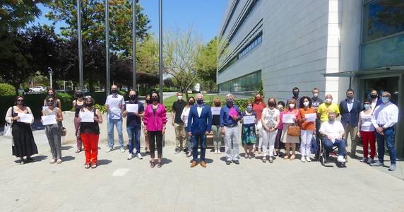 El Ayuntamiento de Salou entrega los premios a los once proyectos galardonados, en el marco del Fondo Educativo