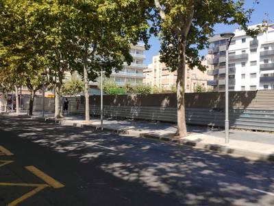 El Ayuntamiento de Salou ha otorgado licencia para construir un edificio de apartamentos turísticos en el solar de la antigua Aduana
