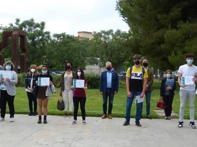 El Ayuntamiento de Salou premia el espíritu emprendedor de la gente joven con el programa Institut Emprèn