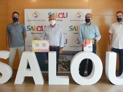 El Ayuntamiento de Salou recibe el Reconocimiento Administración Abierta 2019