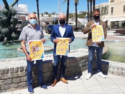El Ayuntamiento pone en marcha la nueva campaña comercial 'Family Shopping Salou', para sensibilizar sobre la diversidad familiar