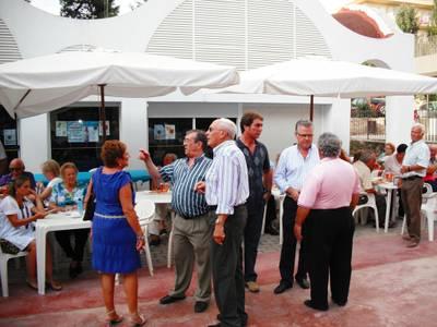 """El Hogar Municipal de Jubilados del Parc de Salou celebra el """"Día del socio"""" en un ambiente de fiesta y hermandad"""