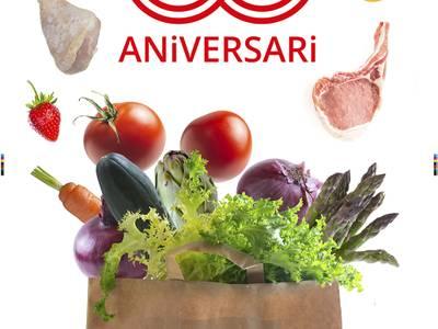 El Mercado Municipal de Salou celebra sus 50 años con una campaña para fomentar el comercio local