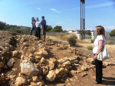 El poblado ibérico de La Cella se integrará en el recorrido del camino de Ronda