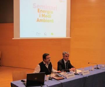 """Más de 80 participantes en el 'Seminario Energía y Medio Ambiente """"celebrado en Salou"""