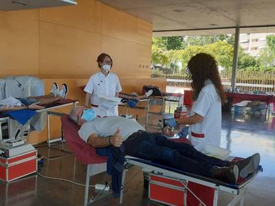 Salou alcanza las 143 donaciones de sangre durante las dos jornadas en solidaridad con los niños que padecen leucemia