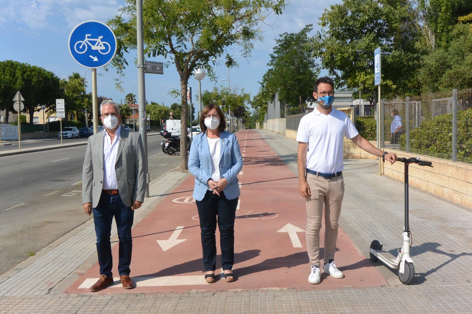 Salou Cambrils Y Vila Seca Presentan Las Bases Para Una Futura Normativa Que Regulará El Uso De Los Patinetes Eléctricos Y Bicicletas Asistidas Ayuntamiento De Salou