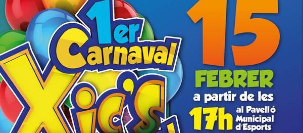 Salou celebra este domingo el primer carnaval infantil Xic 's solidario