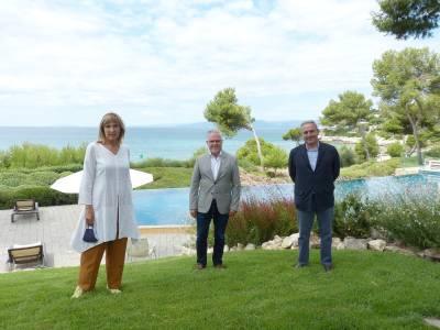 Salou celebra la consecución de la nueva Marca Golf, que amplía las certificaciones en turismo deportivo