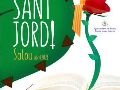 Salou celebrará la Diada de Sant Jordi con un programa de actividades y talleres en línea