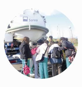 Salou ha acogido unas jornadas de educación ambiental con el agua como principal protagonista