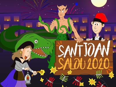 Salou invita a la ciudadanía a disfrutar de una verbena de San Juan especial y segura