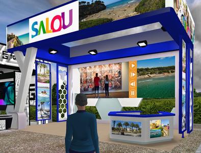 Salou participa en la feria 'OnViaje', el primer certamen virtual del viaje